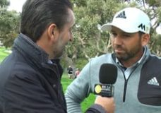 EXCLUSIVE INTERVIEWS! at the Spanish Golf Open 2016 – Valderrama
